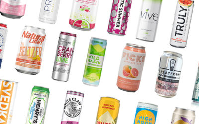 Why Hard Seltzer is Trending: And Not Going to Stop